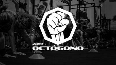 Criação de site profissional: Academia Octógono - Treinamento Funcional
